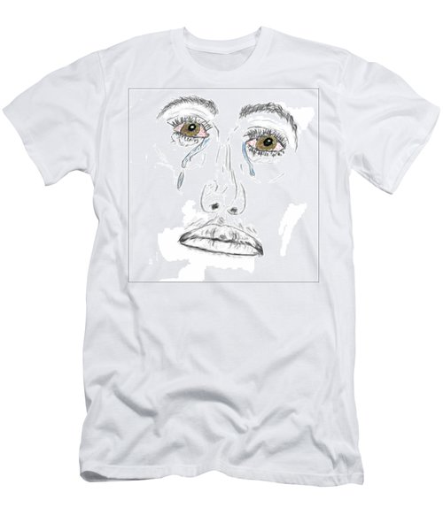 My Tears Men's T-Shirt (Athletic Fit)