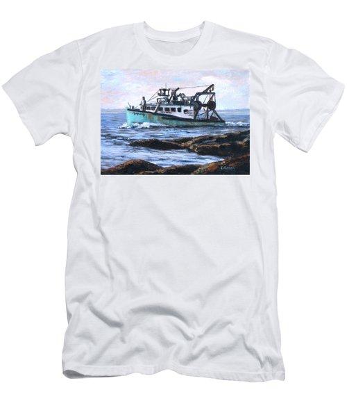 Mystique Lady Men's T-Shirt (Slim Fit) by Eileen Patten Oliver