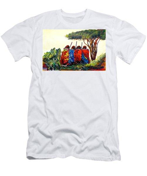 N 40 Men's T-Shirt (Athletic Fit)