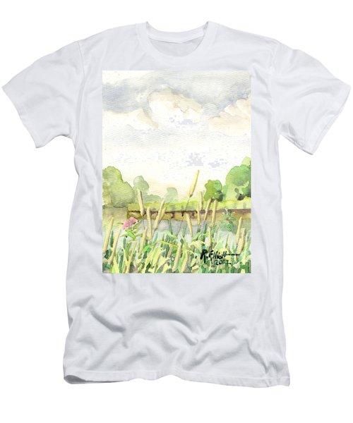 Napanee River West Men's T-Shirt (Athletic Fit)