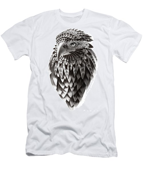 Native American Shaman Eagle Men's T-Shirt (Athletic Fit)