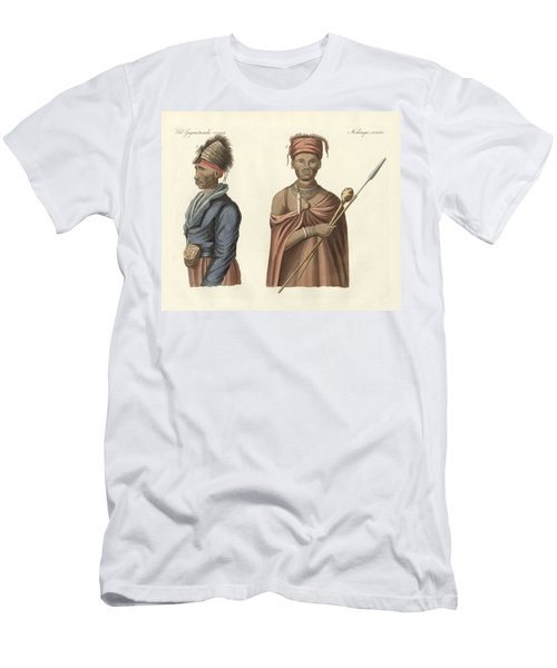 Natives Of South Africa Men's T-Shirt (Athletic Fit)