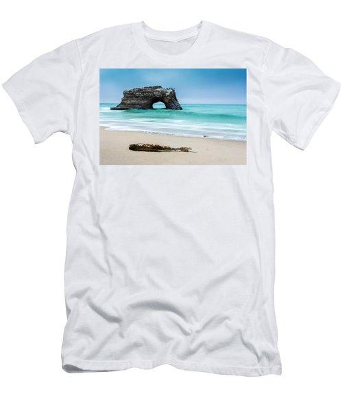 Natural Bridges Men's T-Shirt (Athletic Fit)