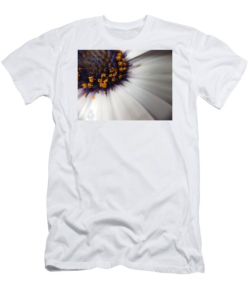 Men's T-Shirt (Slim Fit) featuring the photograph Nature Photography 5 by Gabriella Weninger - David