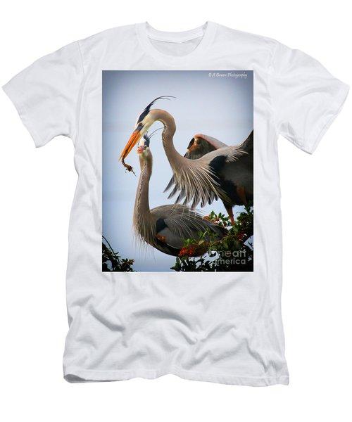 Nestbuilding Men's T-Shirt (Athletic Fit)