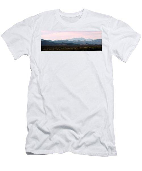 Nevada Sunset Men's T-Shirt (Athletic Fit)