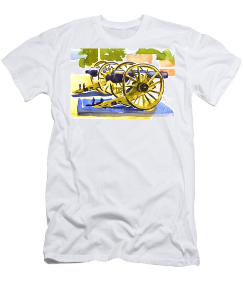 New Cannon Men's T-Shirt (Athletic Fit)