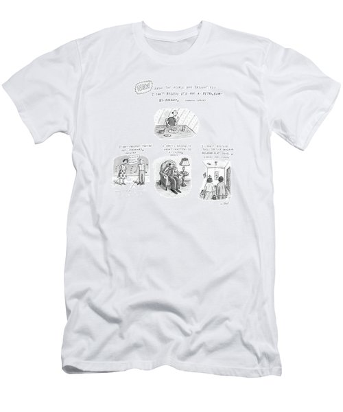 New From The People Who Brought Men's T-Shirt (Athletic Fit)