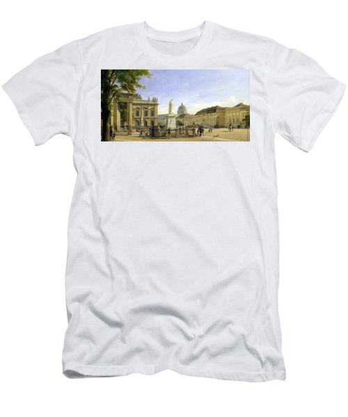 New Guardshouse In Berlin Men's T-Shirt (Athletic Fit)