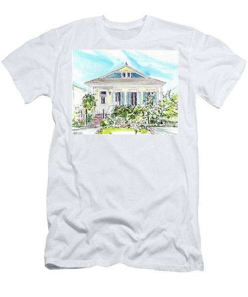 New Orleans Victorian Men's T-Shirt (Athletic Fit)