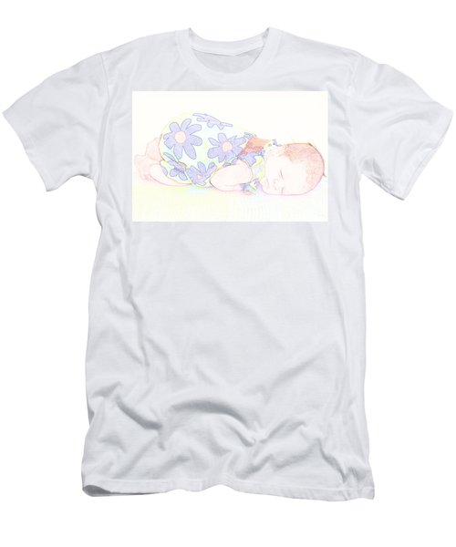 New Photographic Art Print For Sale Baby Girl Men's T-Shirt (Athletic Fit)