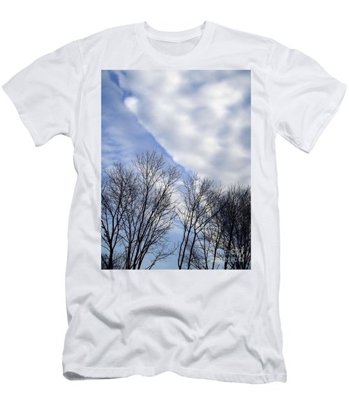 New Years Day Sunrise 2014 Men's T-Shirt (Athletic Fit)