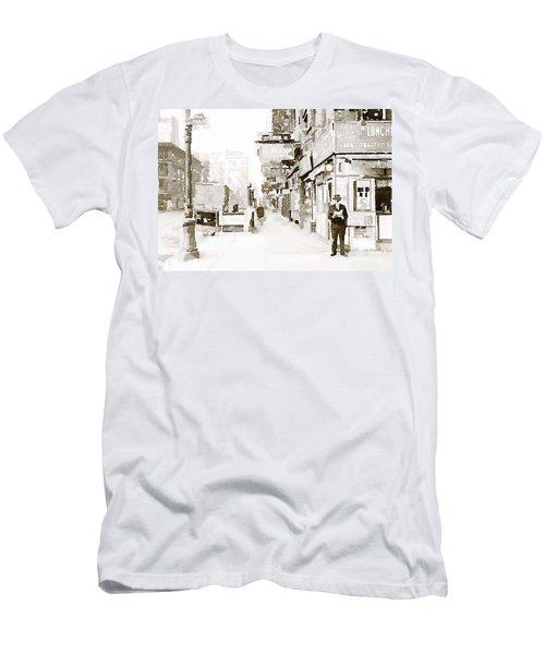 New York 1940 Men's T-Shirt (Athletic Fit)