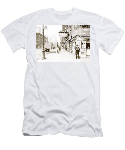 New York 1940 Men's T-Shirt (Athletic Fit)