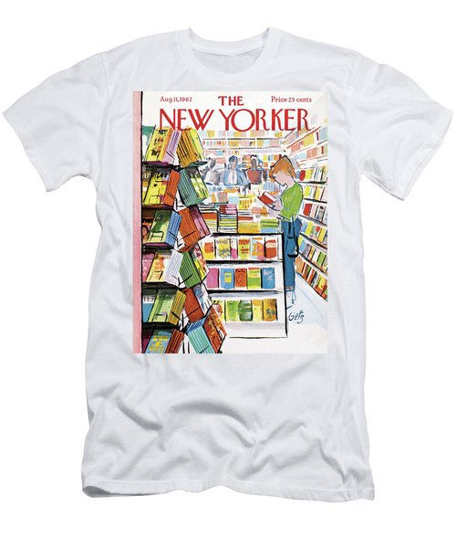 New Yorker August 11th, 1962 Men's T-Shirt (Athletic Fit)