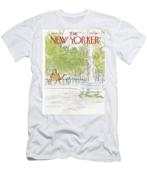 New Yorker August 13th, 1979 Men's T-Shirt (Athletic Fit)