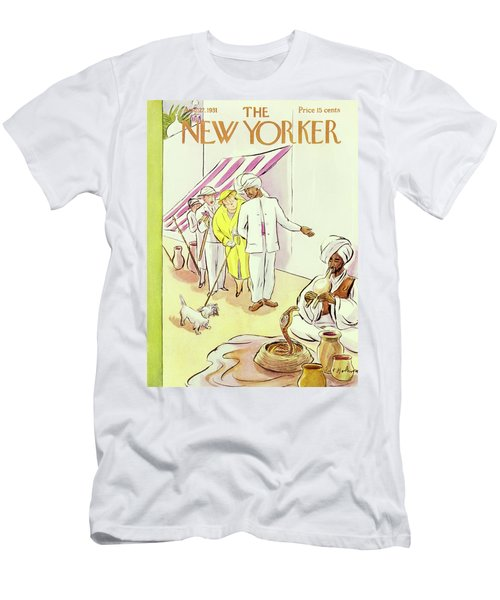 New Yorker August 22 1931 Men's T-Shirt (Athletic Fit)