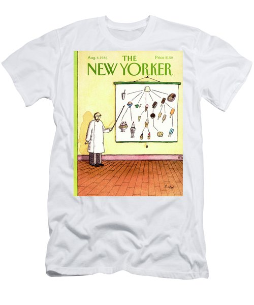 New Yorker August 4th, 1986 Men's T-Shirt (Athletic Fit)