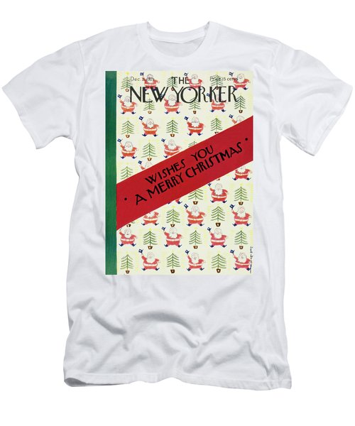 New Yorker December 21 1929 Men's T-Shirt (Athletic Fit)