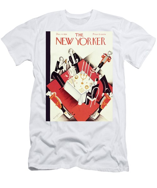 New Yorker December 4 1926 Men's T-Shirt (Athletic Fit)