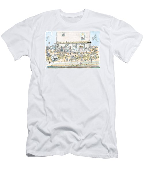 New Yorker December 7th, 1998 Men's T-Shirt (Athletic Fit)