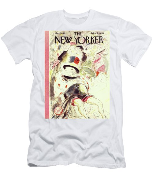 New Yorker January 24 1931 Men's T-Shirt (Athletic Fit)