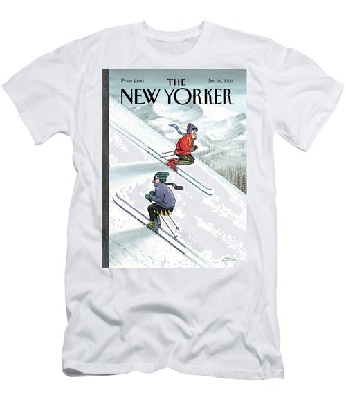 New Yorker January 24th, 2000 Men's T-Shirt (Athletic Fit)