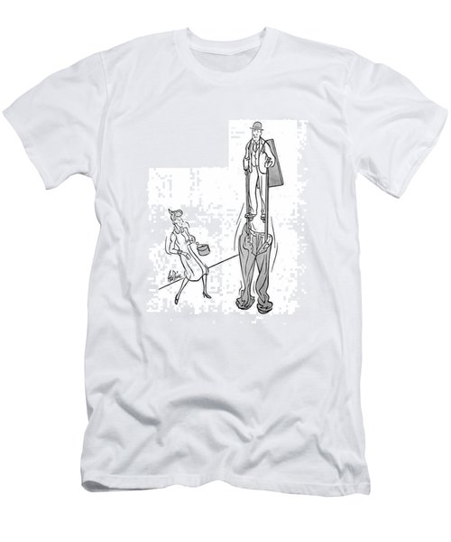 New Yorker January 25th, 1941 Men's T-Shirt (Athletic Fit)