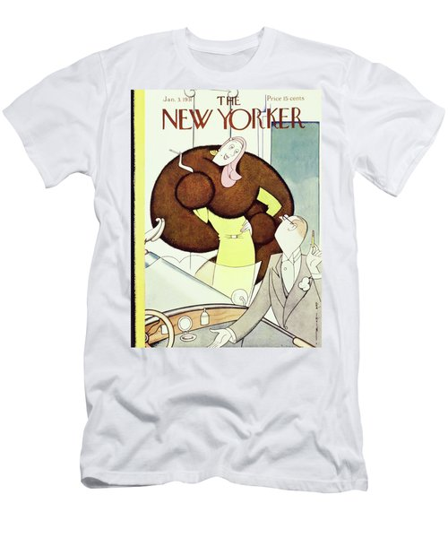 New Yorker January 3 1931 Men's T-Shirt (Athletic Fit)