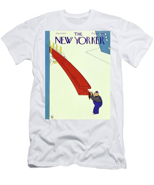 New Yorker July 25 1931 Men's T-Shirt (Athletic Fit)