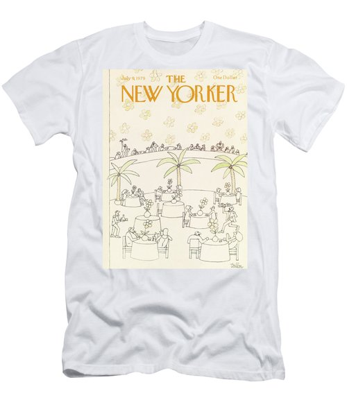New Yorker July 9th, 1979 Men's T-Shirt (Athletic Fit)
