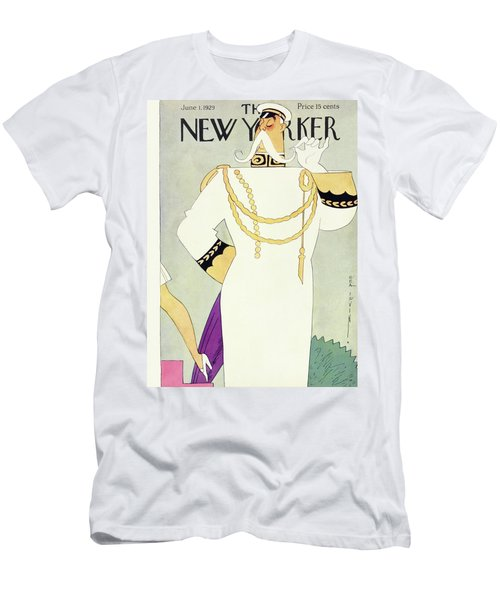 New Yorker June 1 1929 Men's T-Shirt (Athletic Fit)