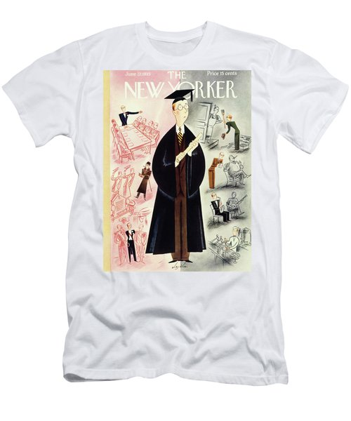 New Yorker June 22 1935 Men's T-Shirt (Athletic Fit)