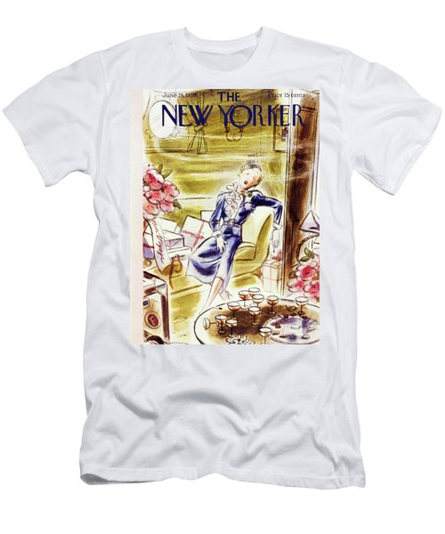 New Yorker June 25 1938 Men's T-Shirt (Athletic Fit)