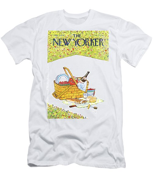 New Yorker June 5th, 1978 Men's T-Shirt (Athletic Fit)