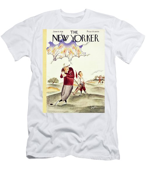 New Yorker June 6 1936 Men's T-Shirt (Athletic Fit)