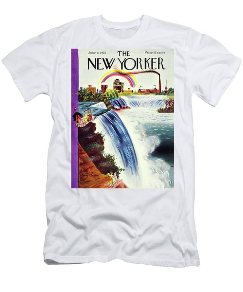New Yorker June 8 1935 Men's T-Shirt (Athletic Fit)