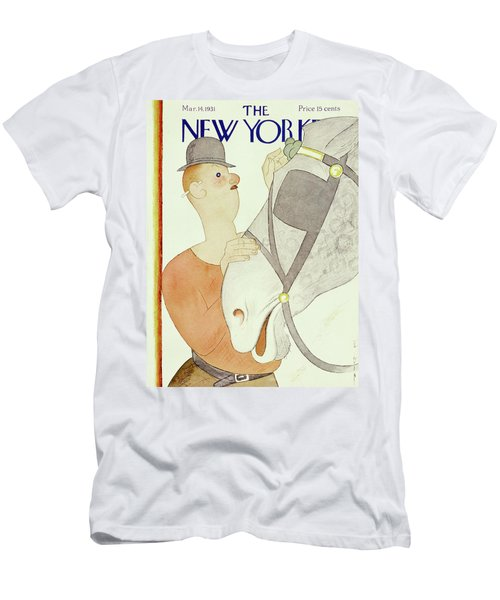 New Yorker March 14 1931 Men's T-Shirt (Athletic Fit)