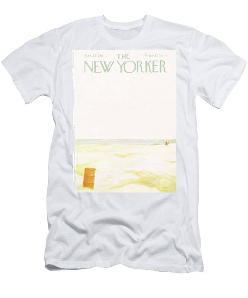 New Yorker March 27th, 1965 Men's T-Shirt (Athletic Fit)