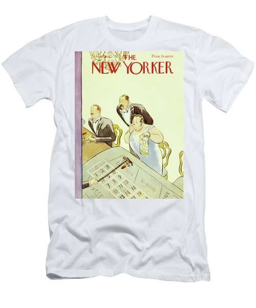 New Yorker March 3 1931 Men's T-Shirt (Athletic Fit)