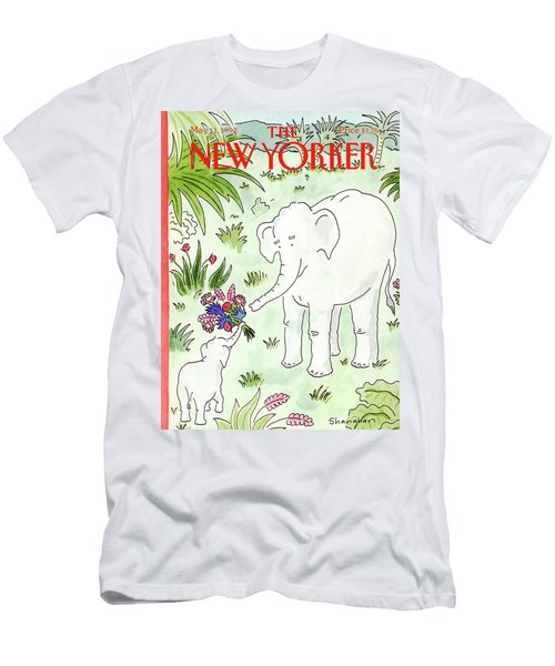 New Yorker May 11th, 1992 Men's T-Shirt (Athletic Fit)