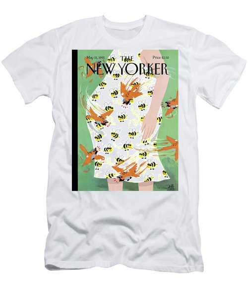 New Yorker May 15th, 1995 Men's T-Shirt (Athletic Fit)