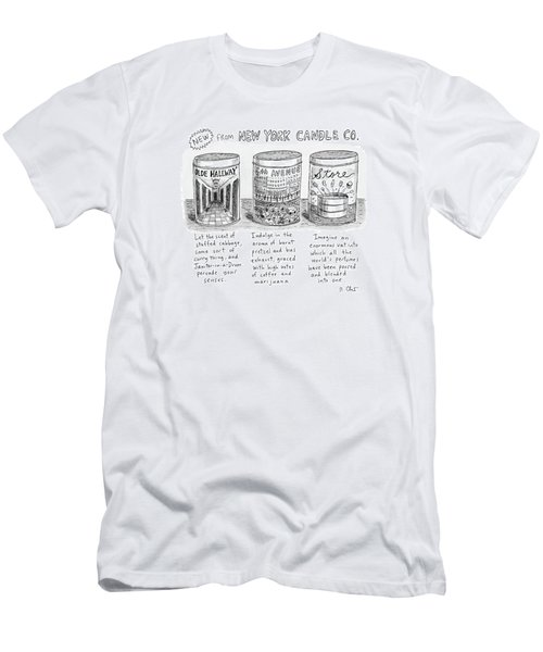 New Yorker May 15th, 2017 Men's T-Shirt (Athletic Fit)