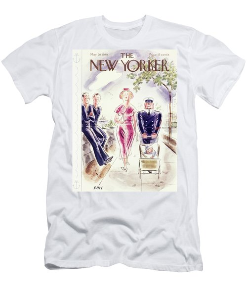 New Yorker May 20 1939 Men's T-Shirt (Athletic Fit)