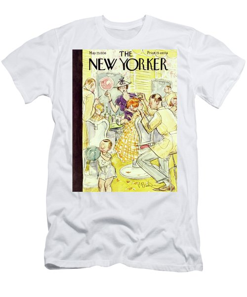 New Yorker May 23 1936 Men's T-Shirt (Athletic Fit)