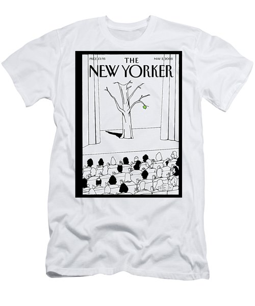 New Yorker May 2nd, 2005 Men's T-Shirt (Athletic Fit)