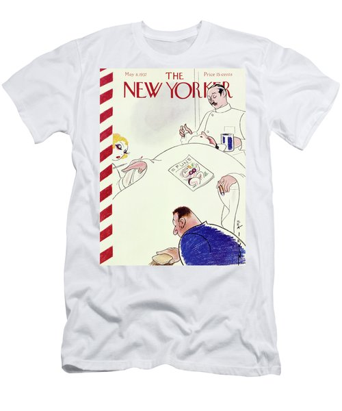 New Yorker May 8 1937 Men's T-Shirt (Athletic Fit)