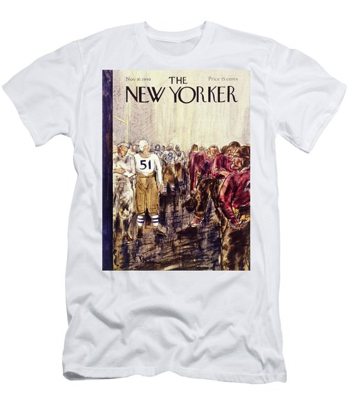 New Yorker November 16 1940 Men's T-Shirt (Athletic Fit)