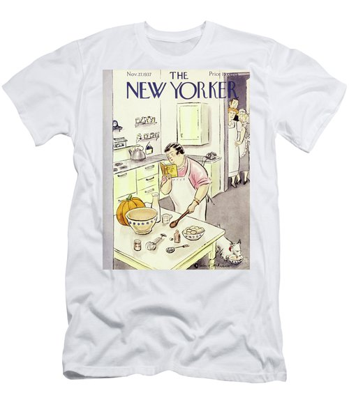 New Yorker November 27 1937 Men's T-Shirt (Athletic Fit)