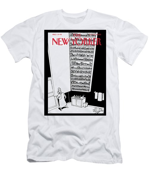 New Yorker November 28th, 2005 Men's T-Shirt (Athletic Fit)
